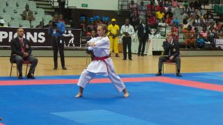 Kata athlete