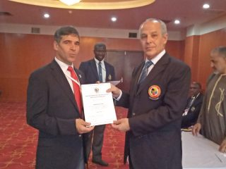 UFAK referees award